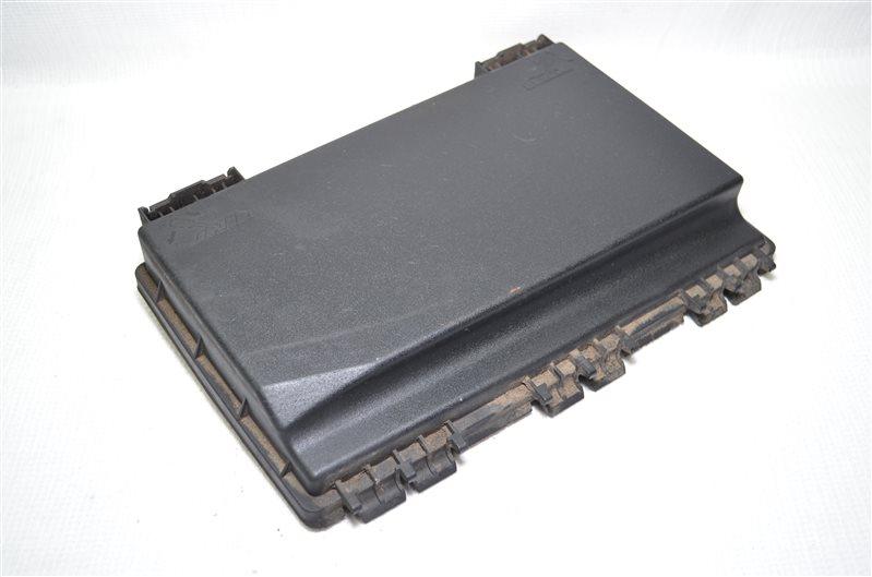 Крышка блока предохранителей Opel Astra H 1.6 Z16XEP 2006 (б/у)