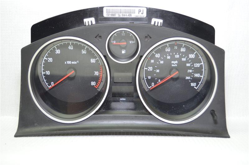 Панель приборов Opel Astra H 1.6 Z16XEP 2006 (б/у)