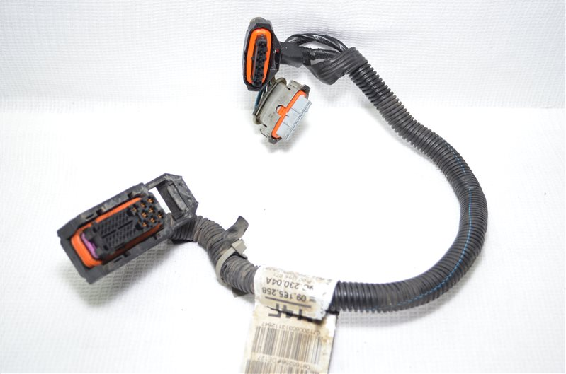 Проводка эбу изитроник Opel Astra H 1.6 Z16XEP 2006 (б/у)