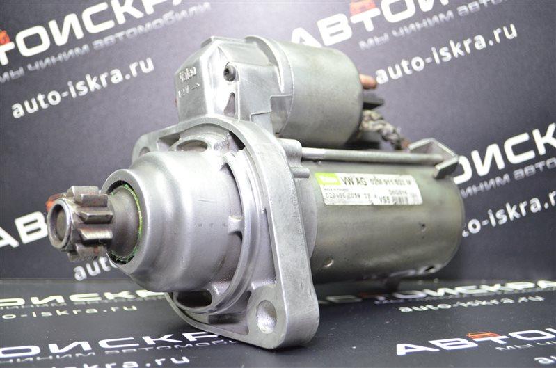 Стартер Audi A3 1.4 BKG 2003 (б/у)