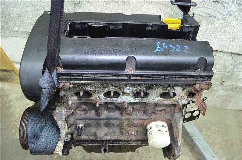 Двигатель Opel Astra H 1.6 Z16XEP 2006 (б/у)