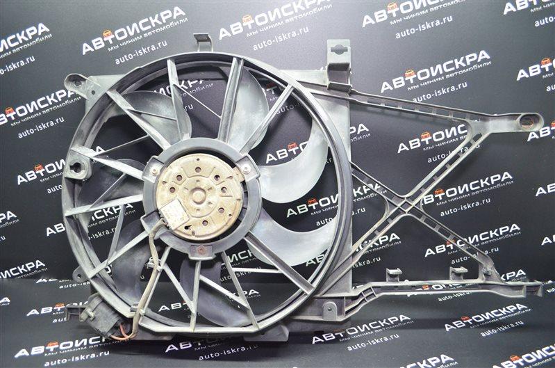 Вентилятор радиатора Opel Astra H 1.6 Z16XEP 2006 (б/у)