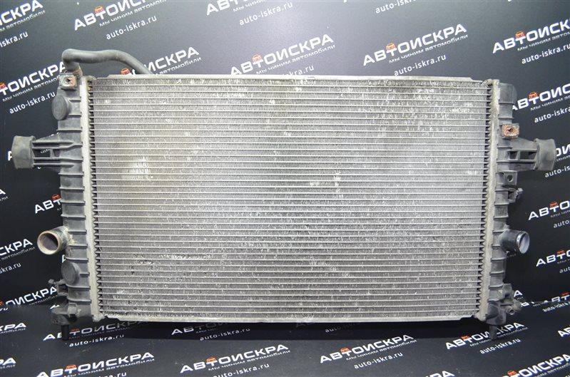 Радиатор охлаждающей жидкости Opel Astra H 1.6 Z16XEP 2006 (б/у)