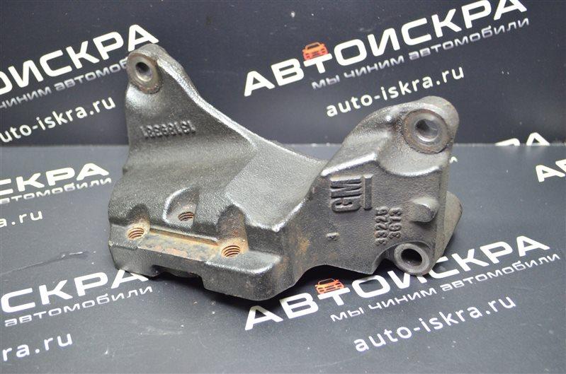 Кронштейн двигателя Opel Astra H 1.6 Z16XEP 2006 (б/у)