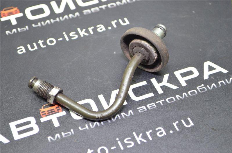 Трубка прокачная Opel Astra H 1.6 Z16XEP 2006 (б/у)