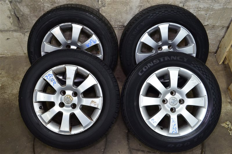 Комплект колес на зимней резине Opel Astra H 1.6 Z16XEP 2006 (б/у)