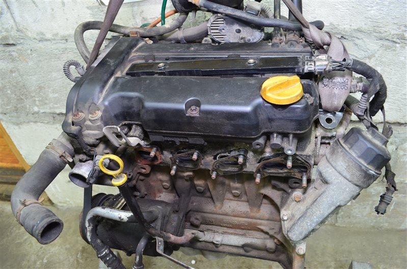 Двигатель Opel Corsa C 1.2 Z12XE 2001 (б/у)