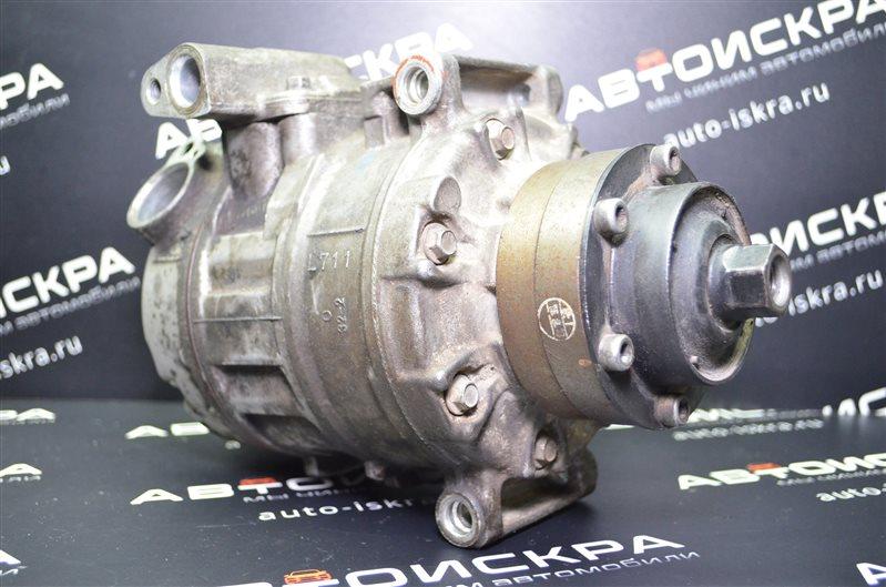 Компрессор кондиционера Audi Q7 4.2 FSI BAR (б/у)