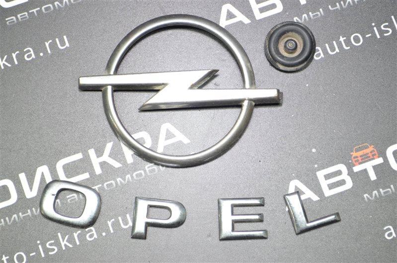 Шильдик Opel (б/у)