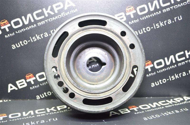 Шкив коленвала Opel Astra H 1.8 Z18XER (б/у)