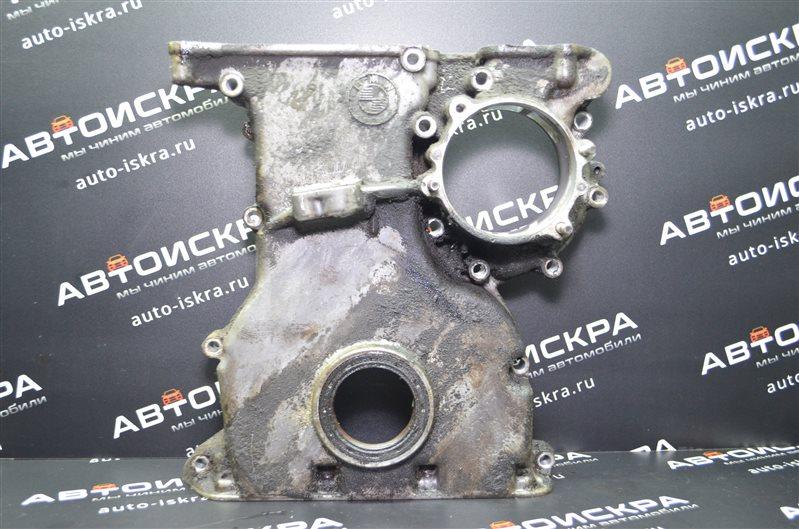 Крышка двигателя Bmw 528 E39 2.8 M52B28 передняя (б/у)