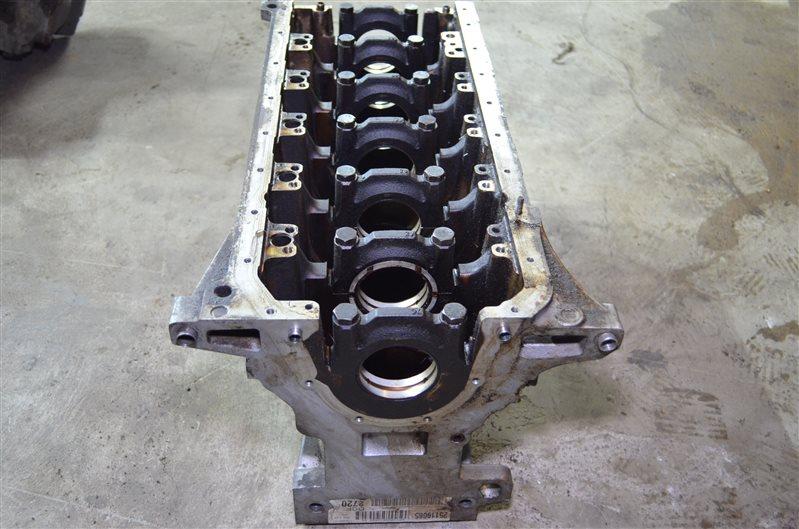 Блок цилиндров Bmw 528 E39 2.8 M52B28 (б/у)