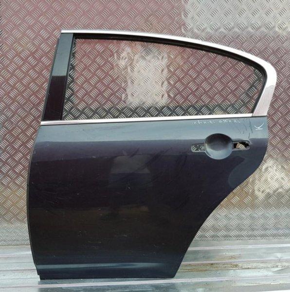 Дверь задняя левая Infiniti G (V35) 2002-2007