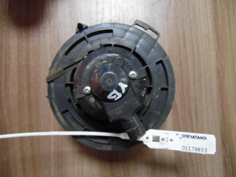 Мотор печки Mazda 3 (BK) 2002-2009