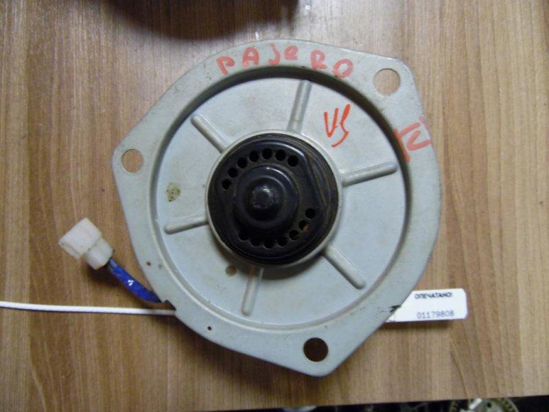 Мотор печки Mitsubishi Pajero IV 2007