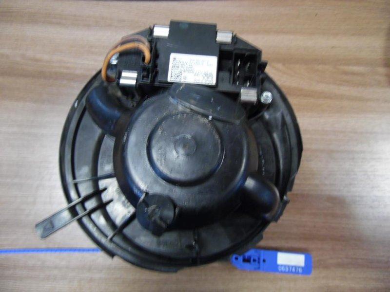 Мотор печки Volkswagen Jetta V 2005-2011 Люфт, деффект верхней крышки