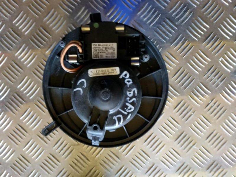 Мотор печки Volkswagen Passat CC 2008-2012