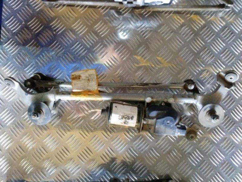 Мотор привода переднего стеклоочистителя Infiniti G (V35) 2002-2007