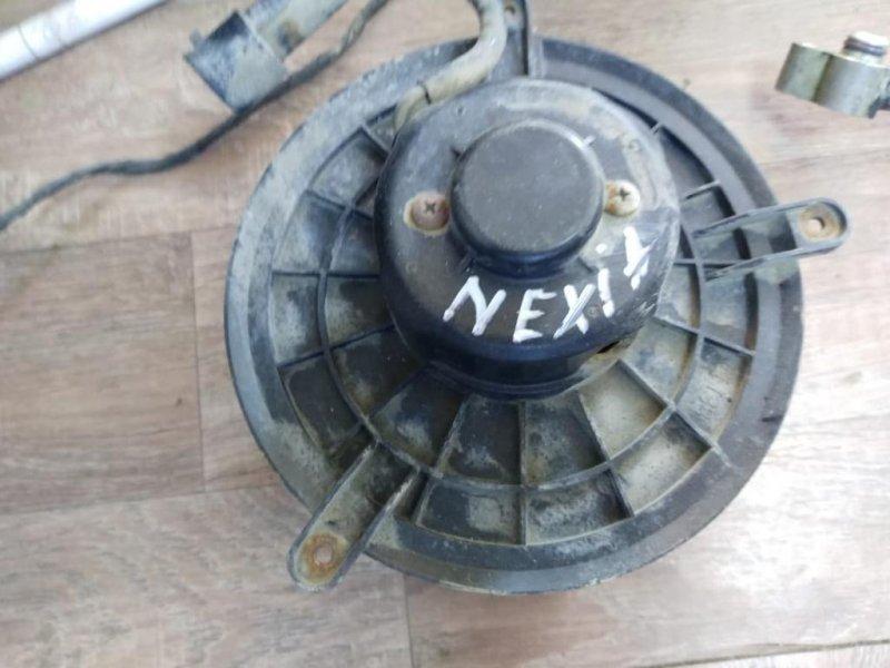 Мотор печки Daewoo Nexia 1 РЕСТАЙЛИНГ A15SMS 2008 (б/у)