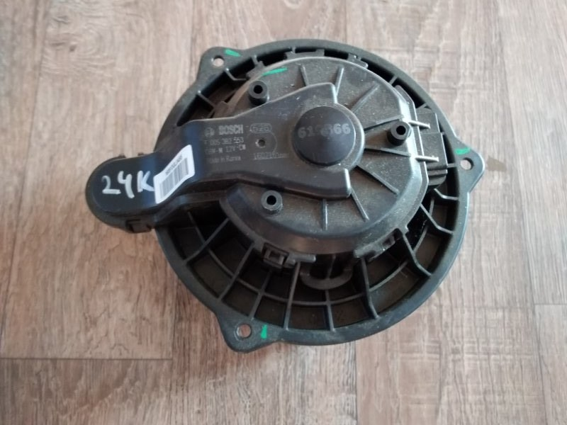 Мотор печки Lada Granta 2191 11186 2013 (б/у)