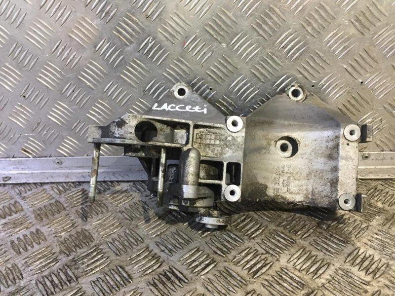 Кронштейн компрессора кондиционера Chevrolet Lacetti СЕДАН 2004 (б/у)