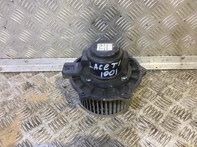 Мотор печки Chevrolet Lacetti J200 F14D3 2004 (б/у)