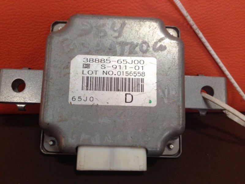 Блок управления раздаточной коробкой Suzuki Grand Vitara JT 2005 (б/у)