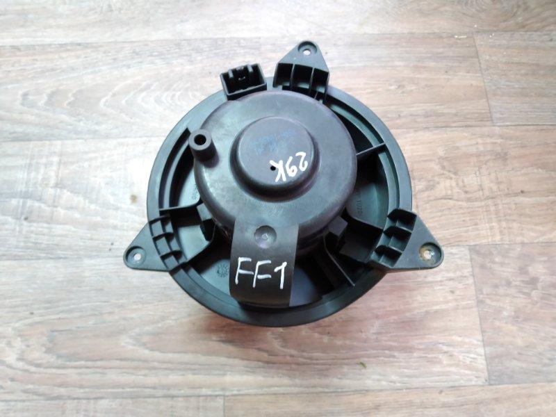 Мотор печки Ford Focus 1 DFW EYD 1998 (б/у)