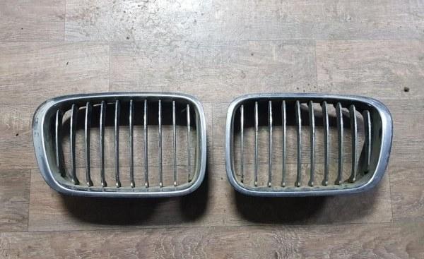 Решетка радиатора Bmw 3 E46 1998 (б/у)