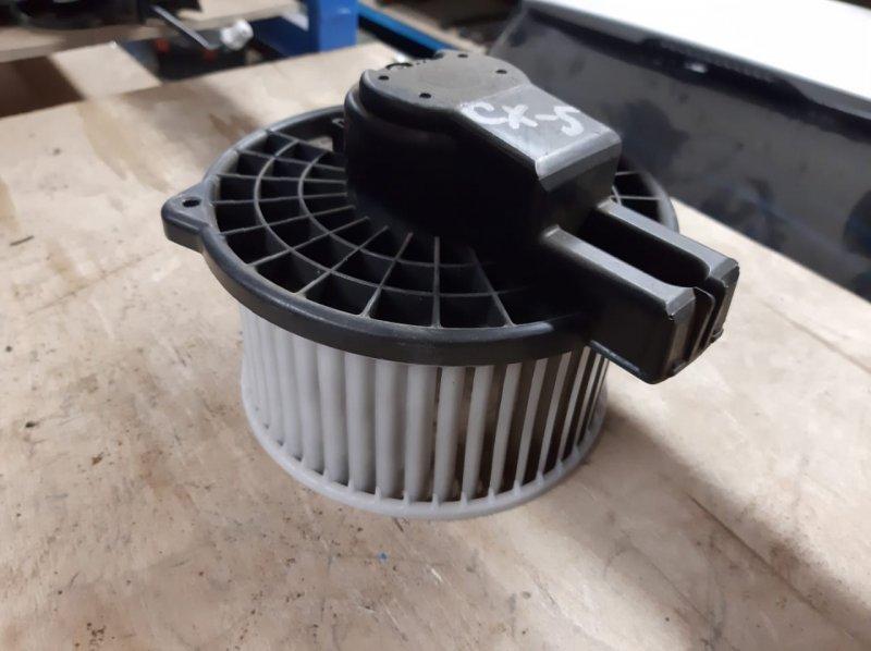 Мотор печки Mazda Cx-5 KE 2011 (б/у)