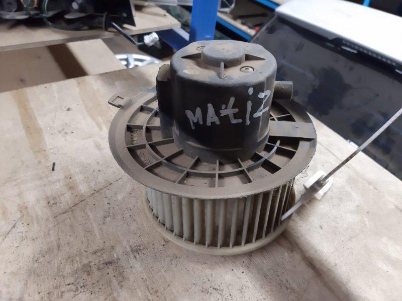 Мотор печки Daewoo Matiz KLYA 2000 (б/у)