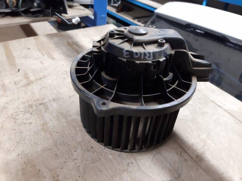 Мотор печки Kia Rio 3 QB 2011 (б/у)