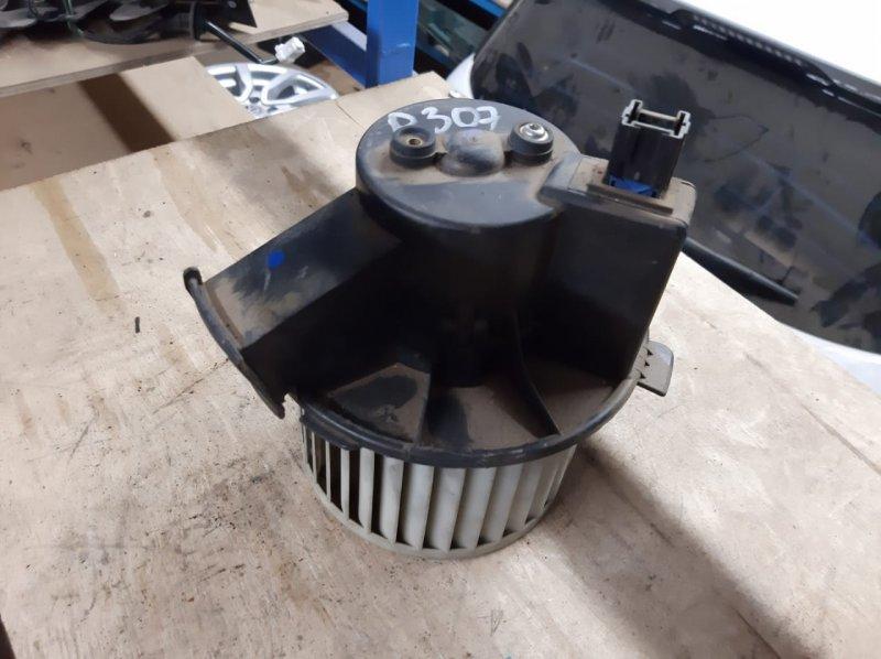 Мотор печки Peugeot 307 3A 2001 (б/у)