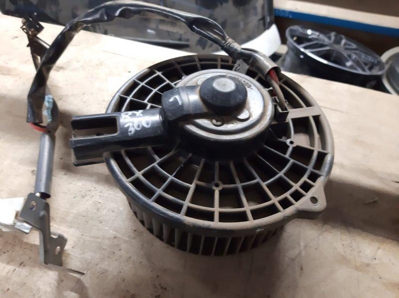 Мотор печки Lexus Rx300 XU10 1998 (б/у)