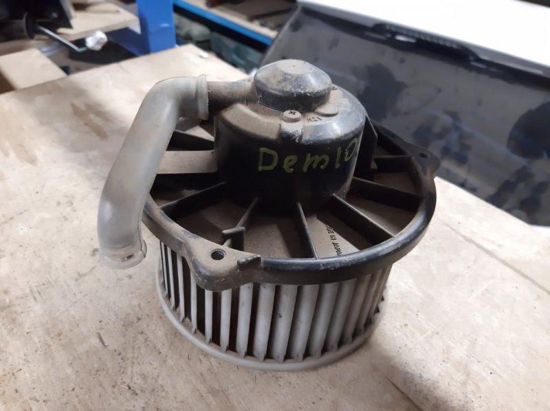 Мотор печки Mazda Demio DW 1996 (б/у)
