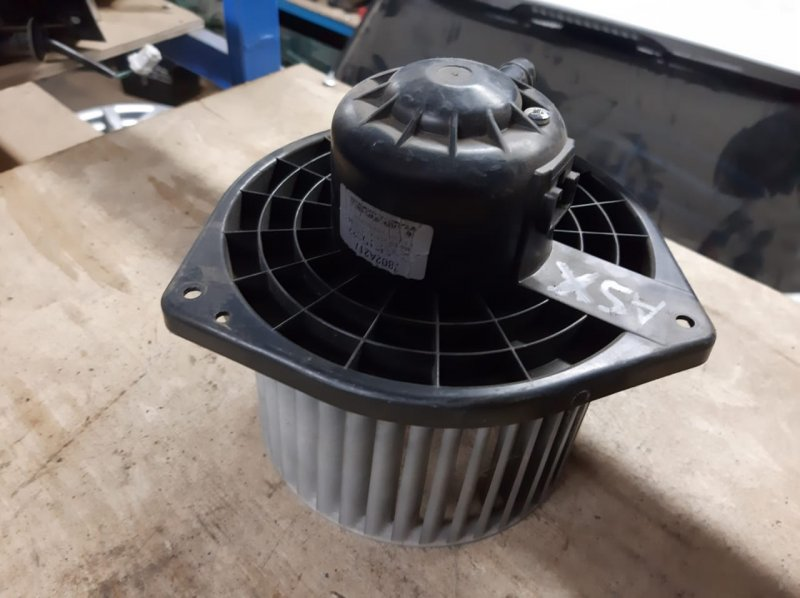 Мотор печки Mitsubishi Asx GA3W 2010 (б/у)