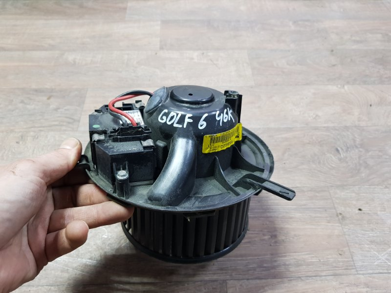 Мотор печки Volkswagen Golf MK 6 CAXA 2008 (б/у)
