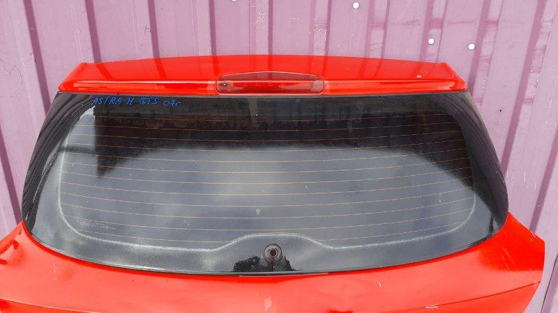 Стекло крышки багажника Opel Astra Gts H 2004 (б/у)