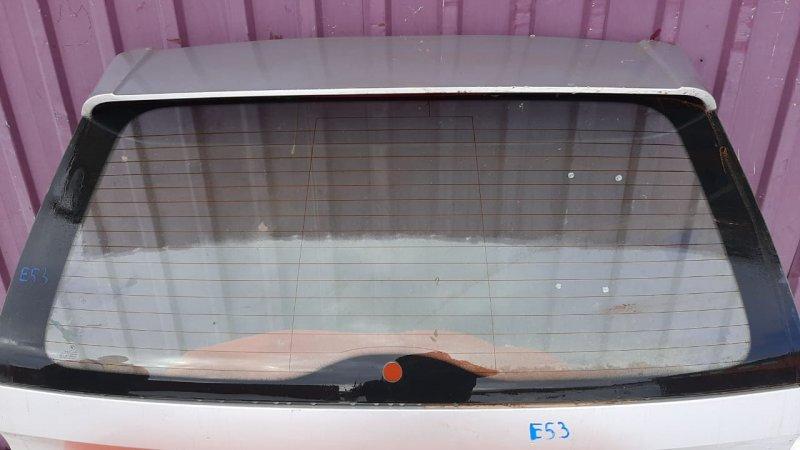 Стекло крышки багажника Bmw X5 E53 2000 (б/у)