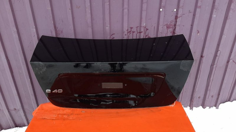 Крышка багажника Volvo S40 2004 (б/у)