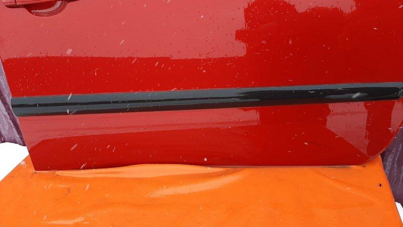 Молдинг двери Peugeot 307 3A 2001 передний правый (б/у)