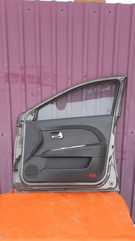 Обшивка двери Chery Bonus A13 SQR477F 2011 передняя правая (б/у)