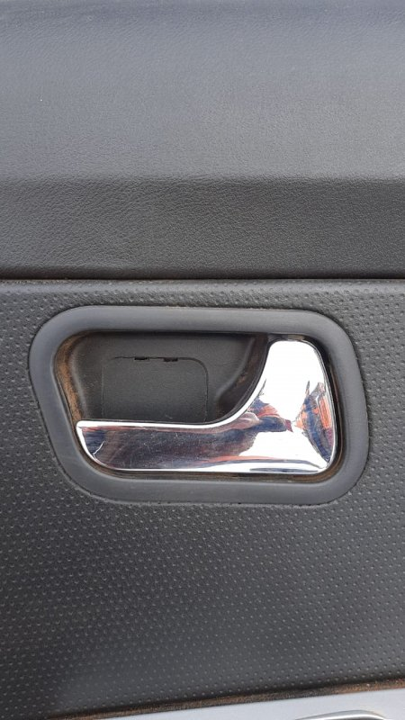 Ручка двери внутренняя Chery Bonus A13 SQR477F 2011 передняя правая (б/у)