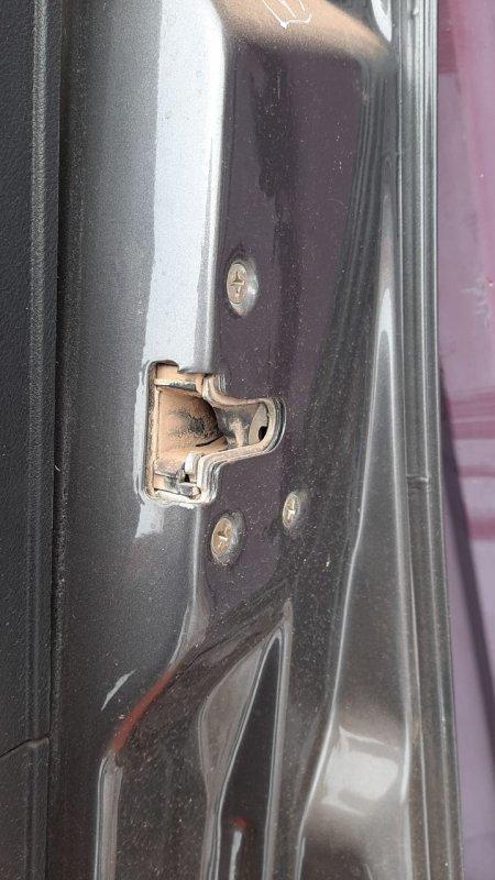 Замок двери Chery Bonus A13 SQR477F 2011 передний правый (б/у)