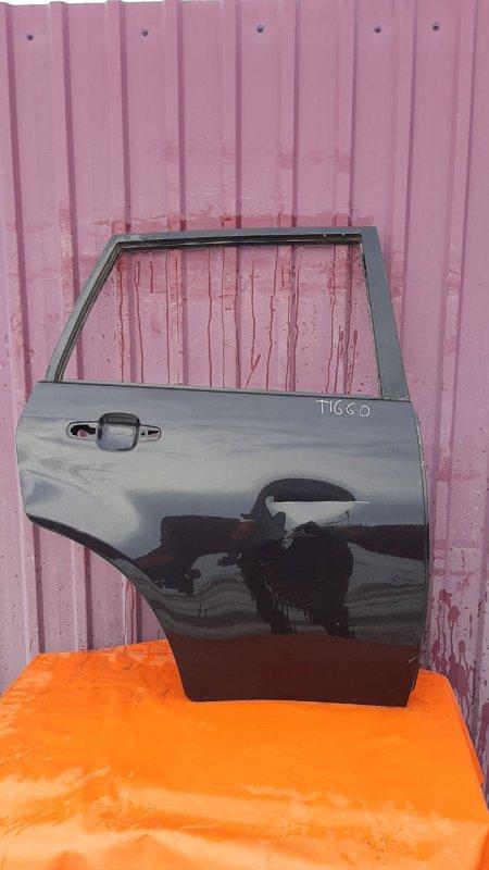 Дверь Chery Tiggo T11 2005 задняя правая (б/у)