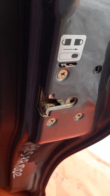 Замок двери Chery Bonus A13 SQR477F 2011 задний правый (б/у)