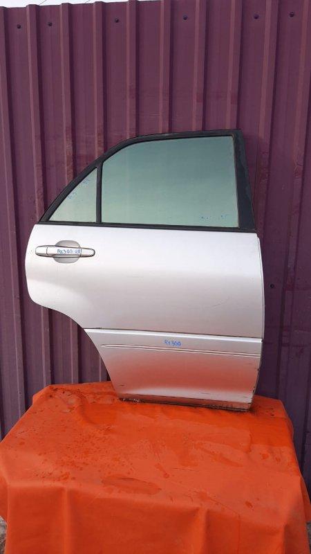 Дверь Lexus Rx300 XU10 1998 задняя правая (б/у)