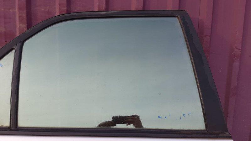 Стекло двери опускное Lexus Rx300 XU10 1998 заднее правое (б/у)