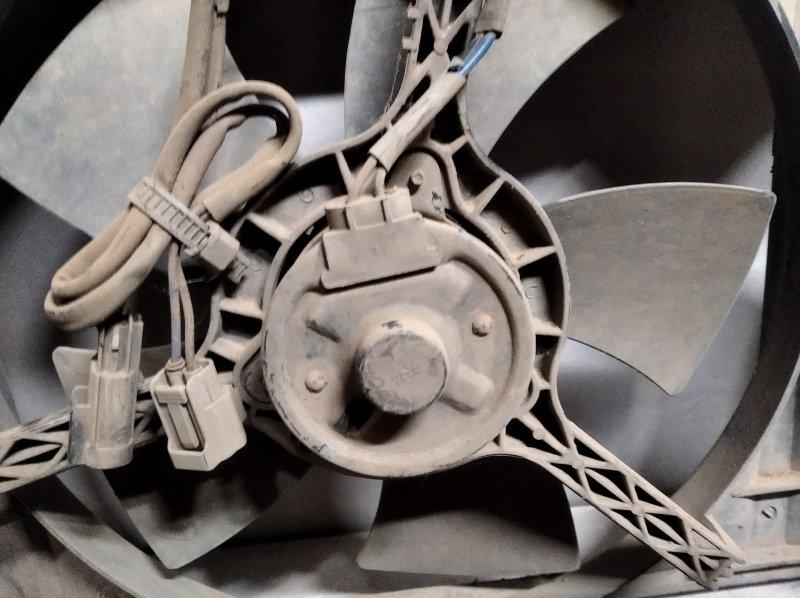 Мотор вентилятора Lifan Solano 620 2010 (б/у)