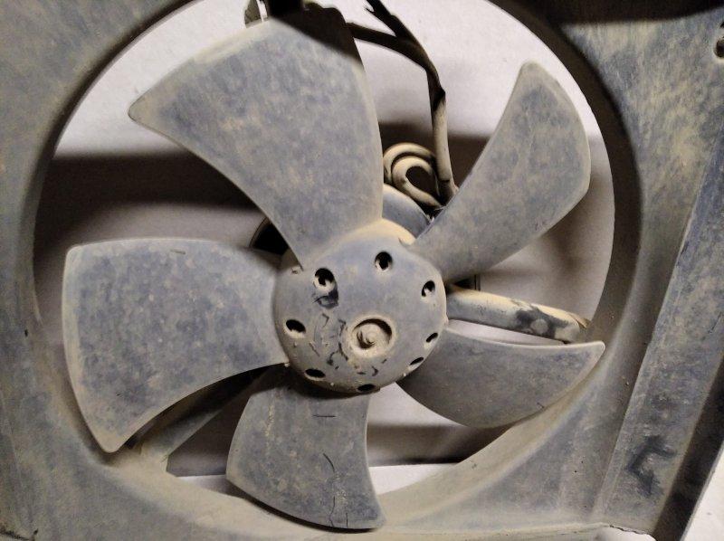 Вентилятор охлаждения Lifan Solano 620 2010 (б/у)